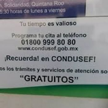 "Invaden estafadores ""financieros"" Iztapalapa"