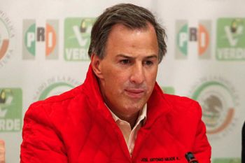 Meade: mal producto priista