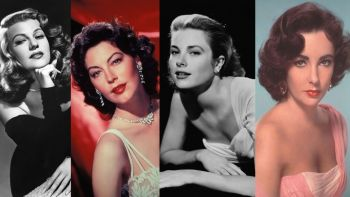 Gardner, Kelly, Hayworth y Taylor, las diosas de Hollywood